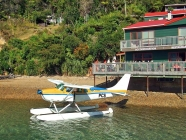 Floatplane from Picton